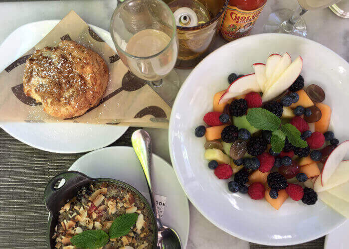healty food with nuts and fruits - ilovetaste