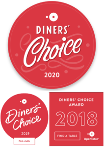 Open-table-diners-choice-award-2019-2018-2020